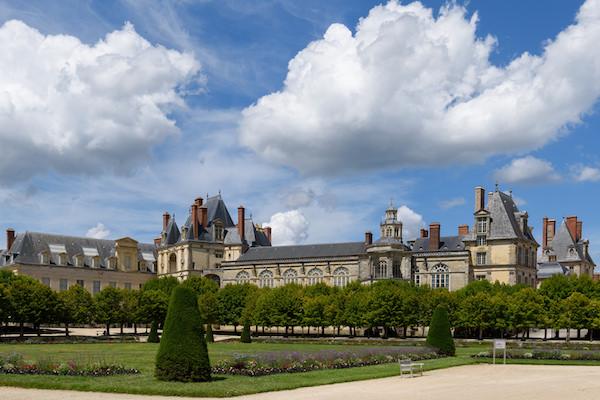 Schloss und Park Fontainebleau