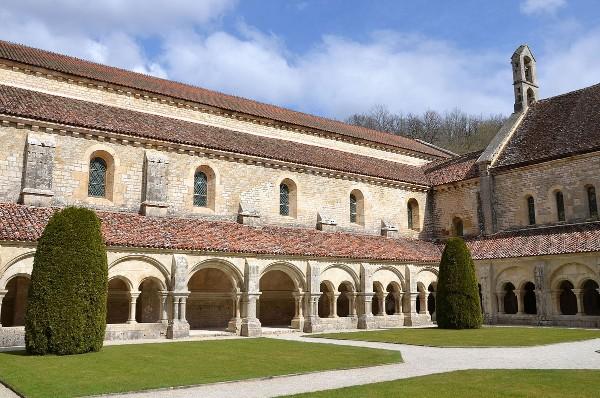 Abbaye Fontenay Bourgogne
