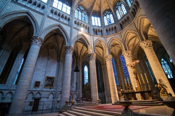 Kathedrale von Chartres (Eure-et-Loire)