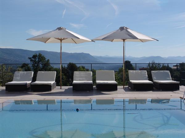 B&B Cote d'Azur Villa Menuse