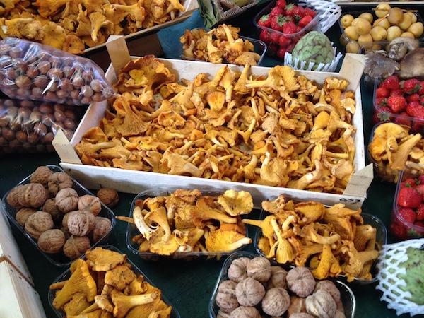 Herbst Gerichten in Paris probieren