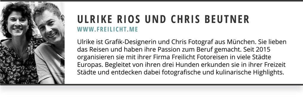 Ulrike Rios Chris Beutner Gastbloggers