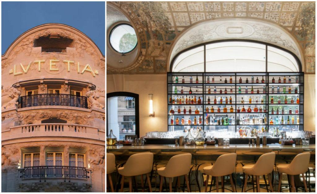 Lutetia Hotel in Paris - Neue Eröffnung