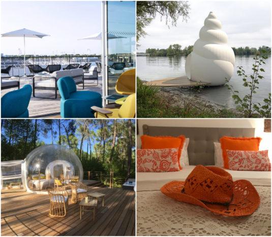 Hotels: gut gebettet im Herbst in Bordeaux