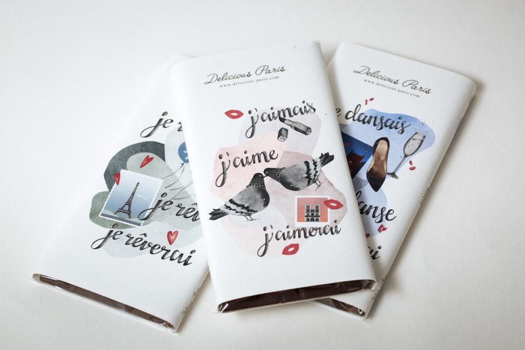DeliciousParisChocolate J'aime Je Rêve