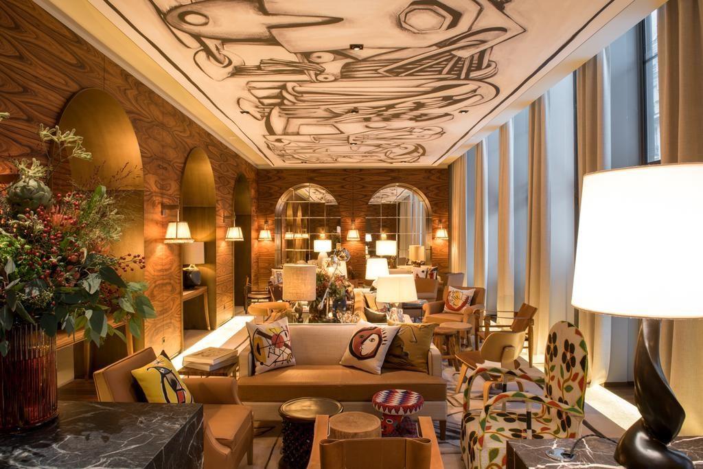 Brach Hotel Philippe Stark Lobby