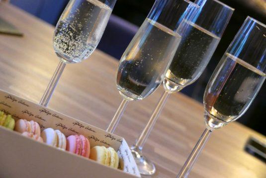 Champagner lange im Kühlschrank bewahren