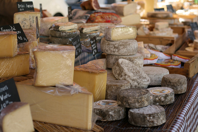 Frankreich Käse