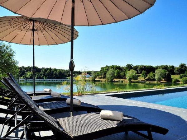 Hotel des Jardins du Lac Trizay