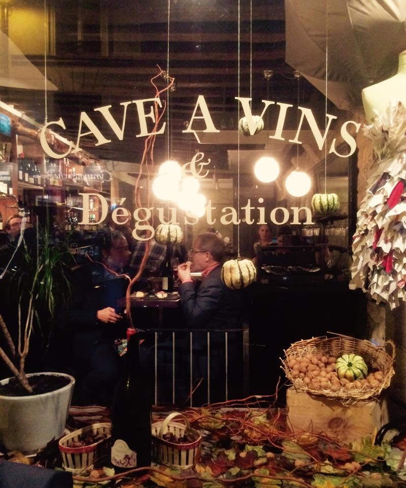 La Garderobe Weinlokale bar Paris