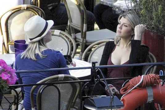 Parisienne Terrasse