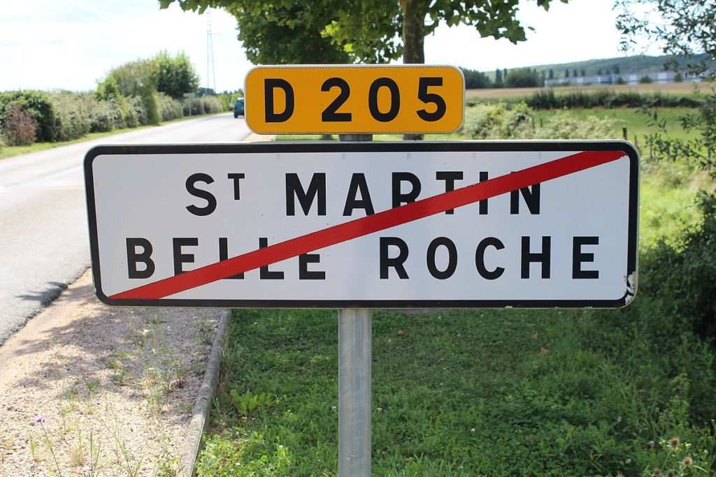 Saint Martin Belle Roche