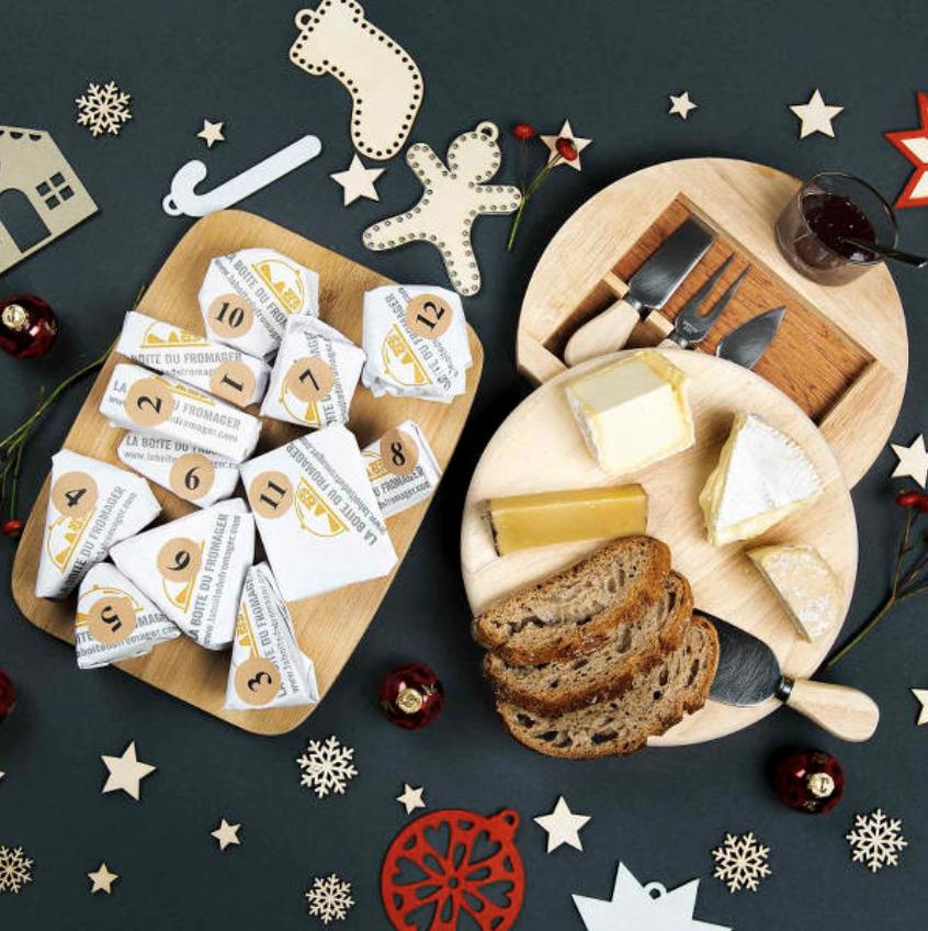 Adventskalender La Boite à fromages