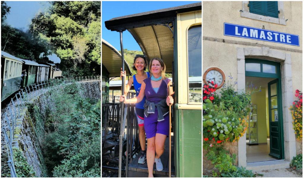 Le mastrou train Ardèche