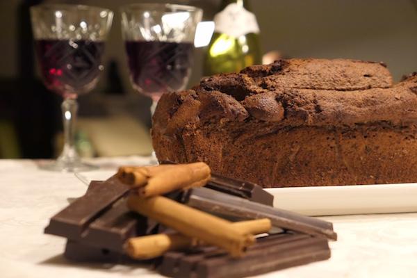 Beaujolais Schokoladenkuchen