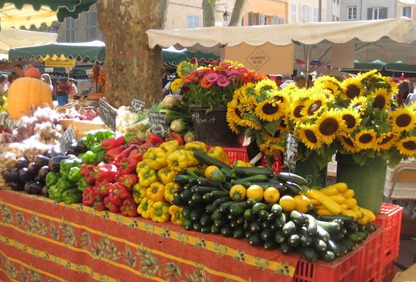 Aix-en-provence Markt