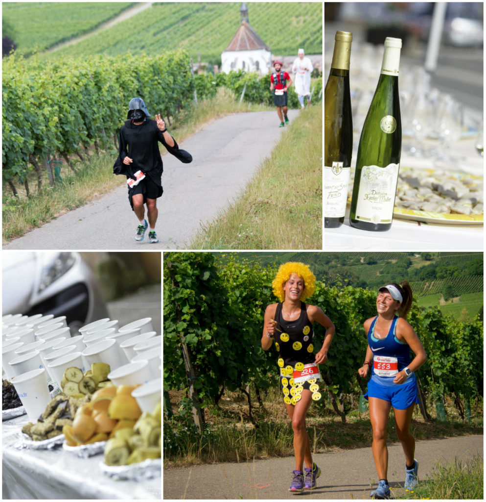 Marathon Vignobles d'Alsace