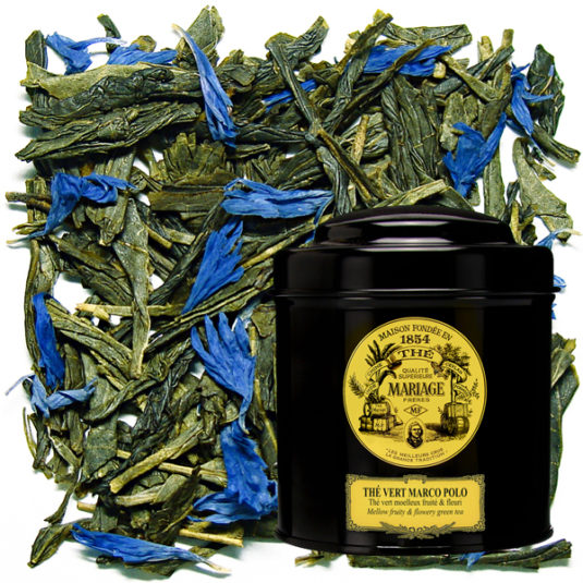 Marco Polo Mariage Frères Grüner Tee
