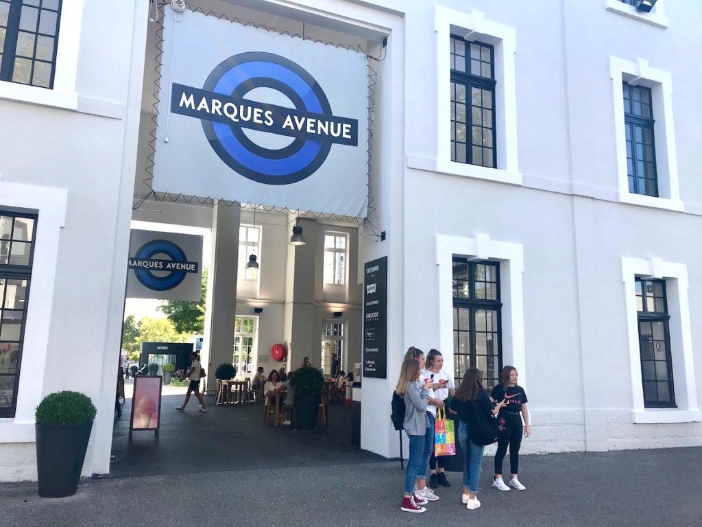 Marques Avenues Roman Drôme