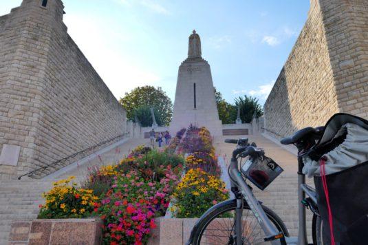 Beeindruckend: Verdun & die Stätten des 1. Weltkrieges - mit dem Fahrrad