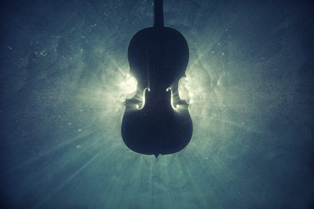 Geige Wasser