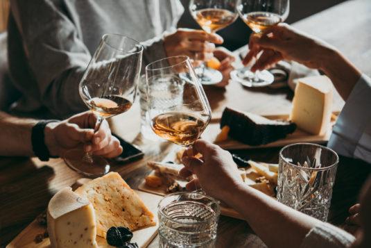 Stinkende Käse, welcher Wein passt dazu