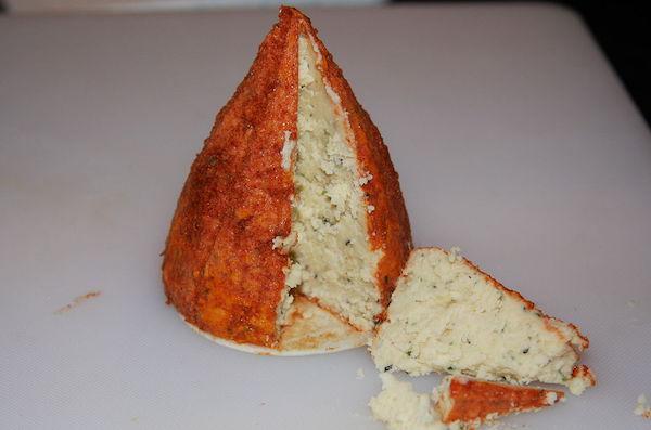 Boulette d'Avesnes Käse-Stinker aus Nordfrankreich