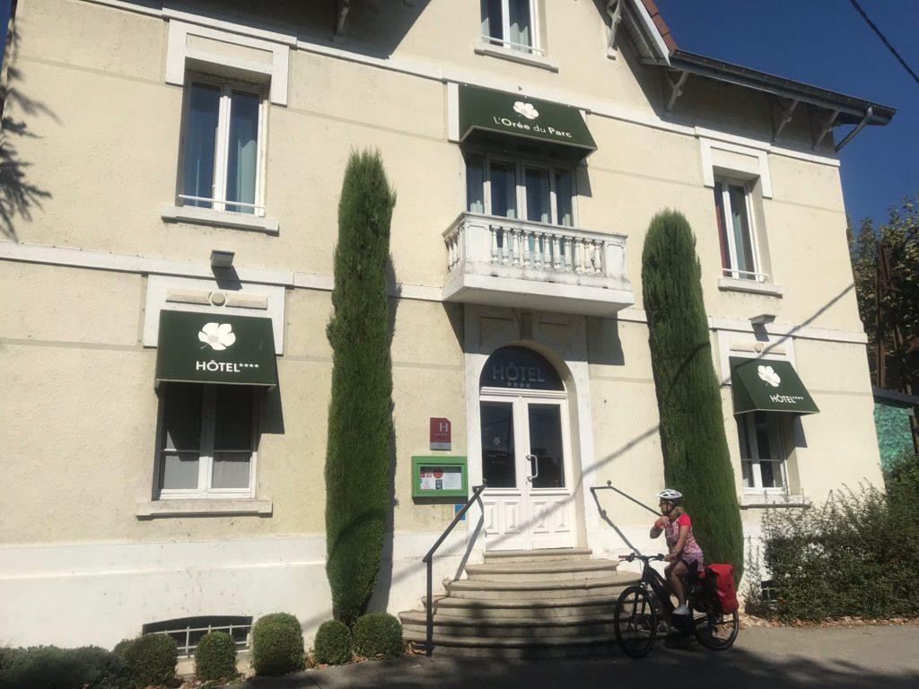 Hôtel Orée du Parc Romans sur Isère