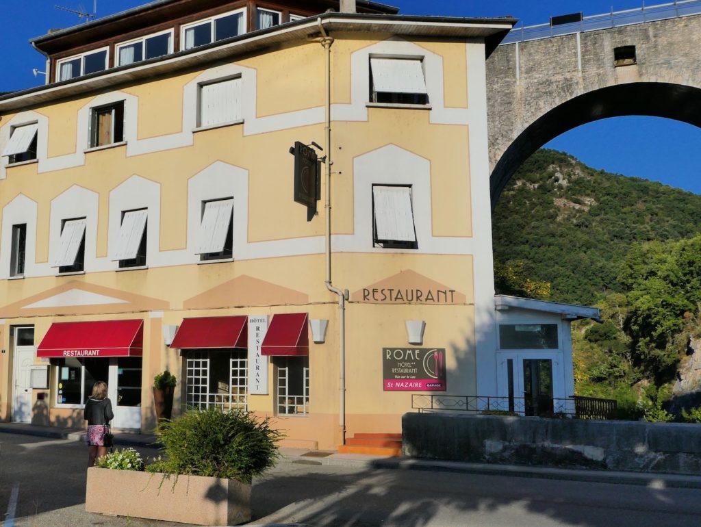 Hotel le Rome St Nazaire