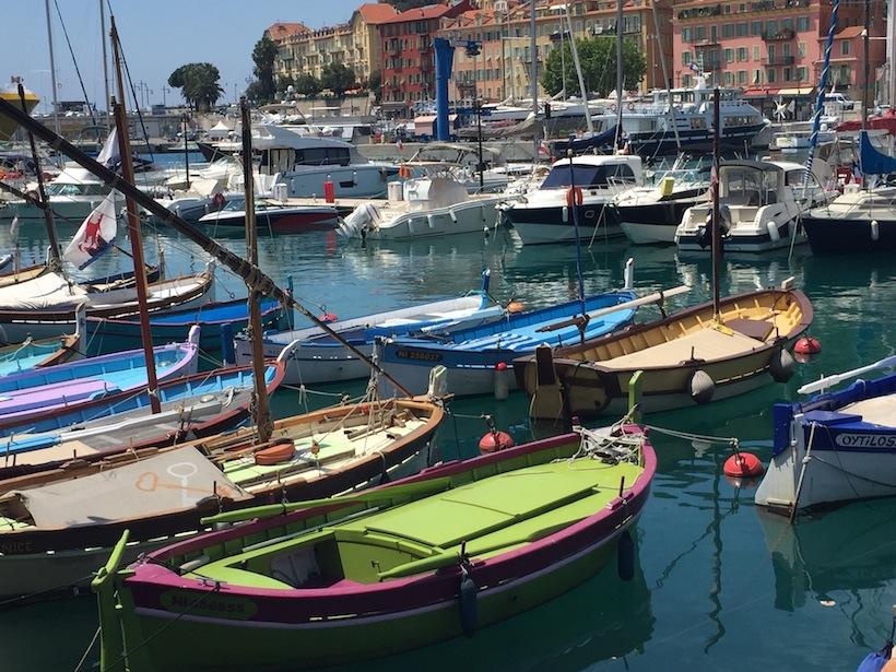Quartier du Port Nice