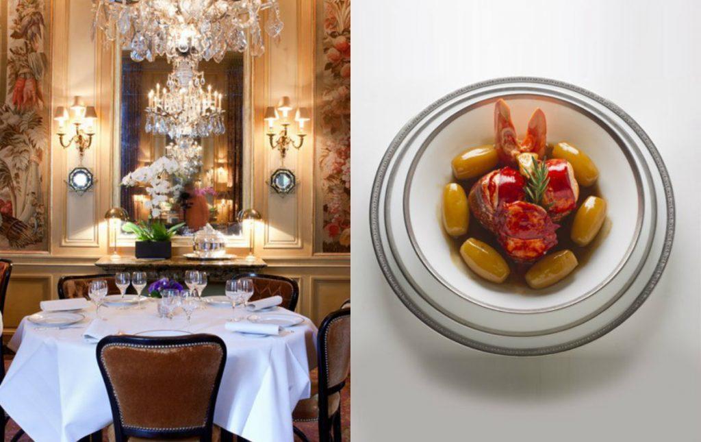 Restaurant Ambroisie Paris