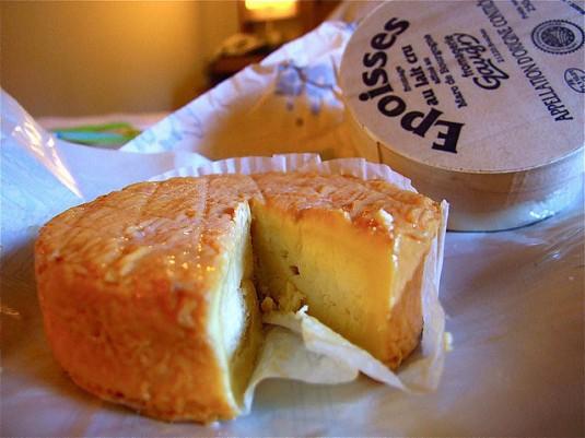 Epoisses Käse-Stinker