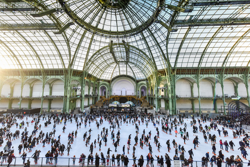 Grand Palais des Glaces Paris