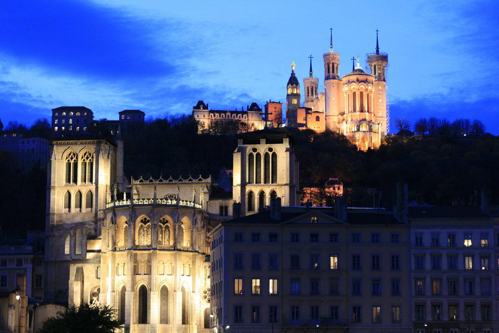 Notre Dame de Fouvière Lyon