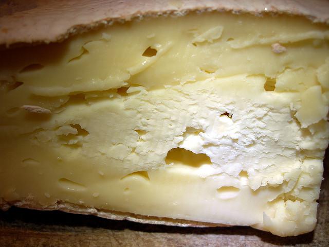 Munster fromage francais Käse-Stinker