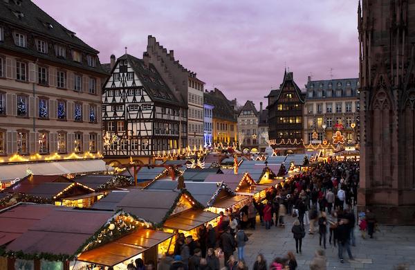 Strassbourg-weihnachtsmarkt