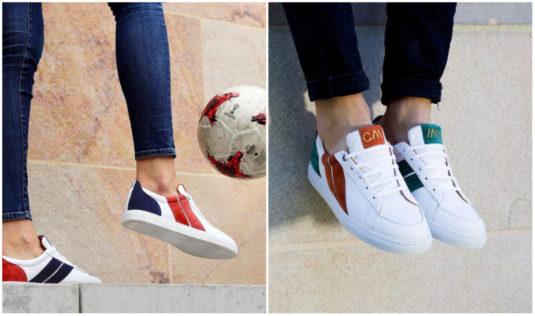 Hippe Sneaker-Marken aus Frankreich
