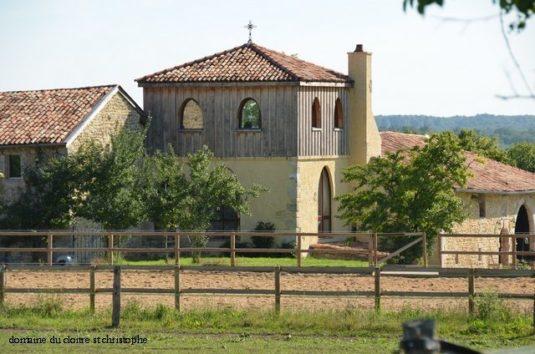 Cloitre de Saint Christophe