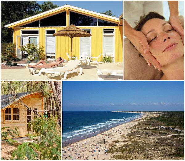 FKK-Campingplätze Euronat Gironde France 4 naturisme