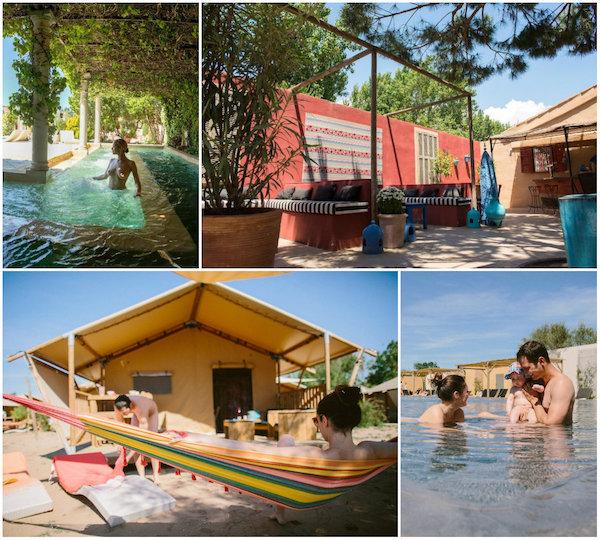 FKK Campingplätze Serignan-plage nature Languedoc France4 naturisme