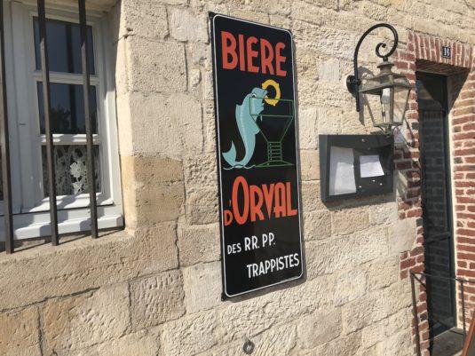 Moulin de Cygne Stenay Orval bier