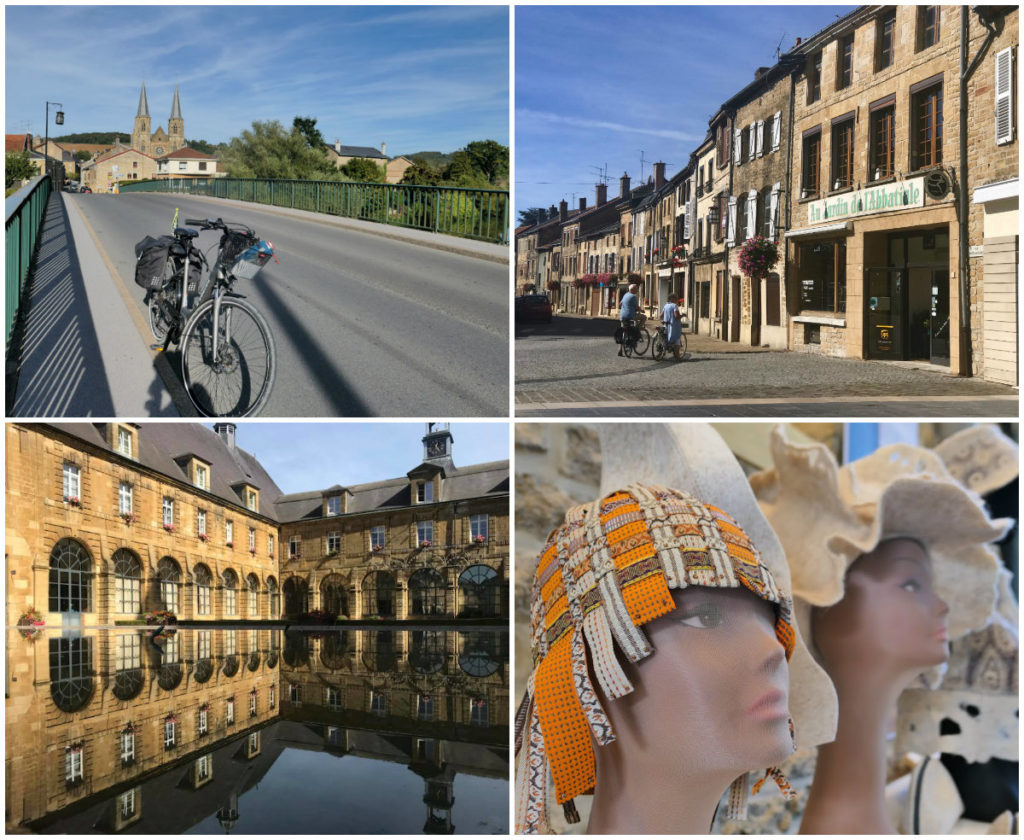 Radfahren entlang der Meuse-Mouzon