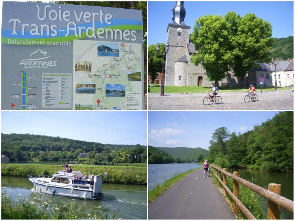 Radfahren in den franzosischen Ardennen