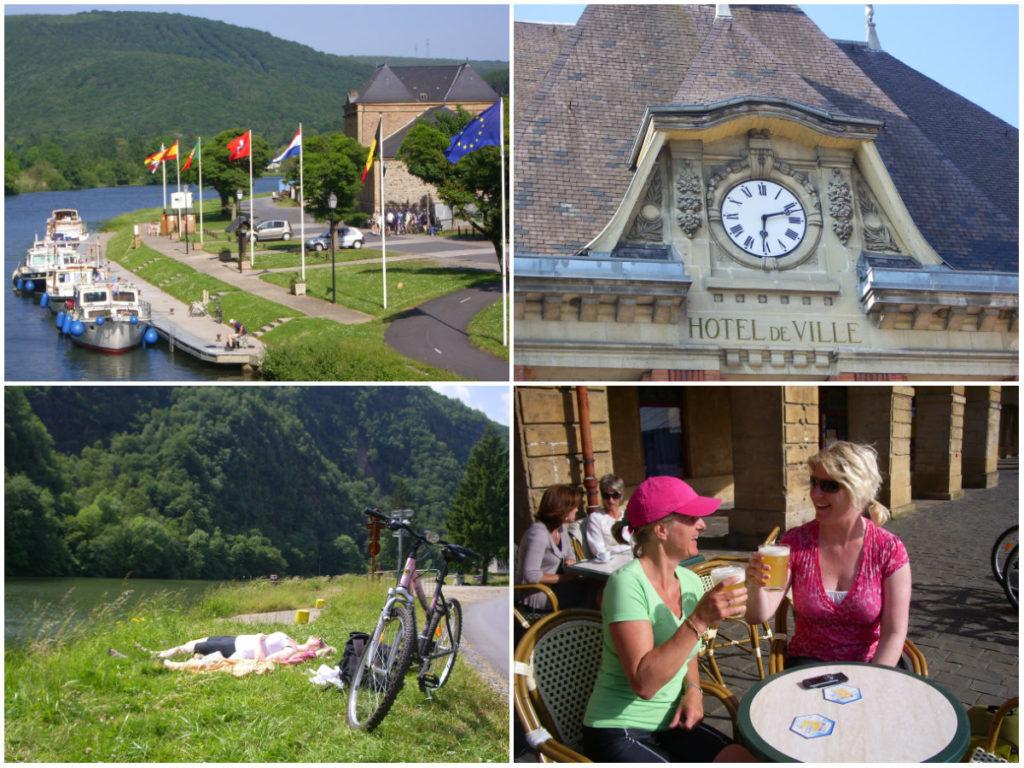 Radfahren in den französischen Ardennen