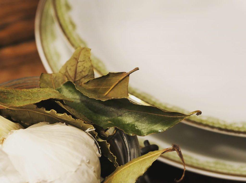 Knoblauch für die Potee bretonne