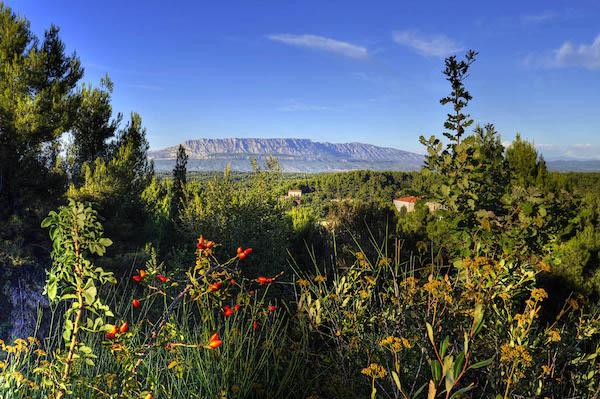 Saint Victoire Aix en Provence