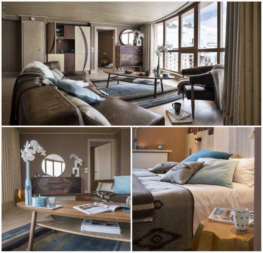 Taos Hotel Tignes Design