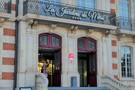 Verdun Le Jardin du Mess Hotel
