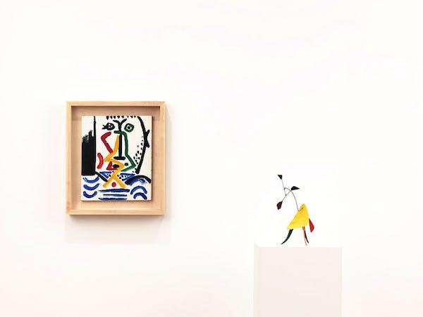 Calder Picasso