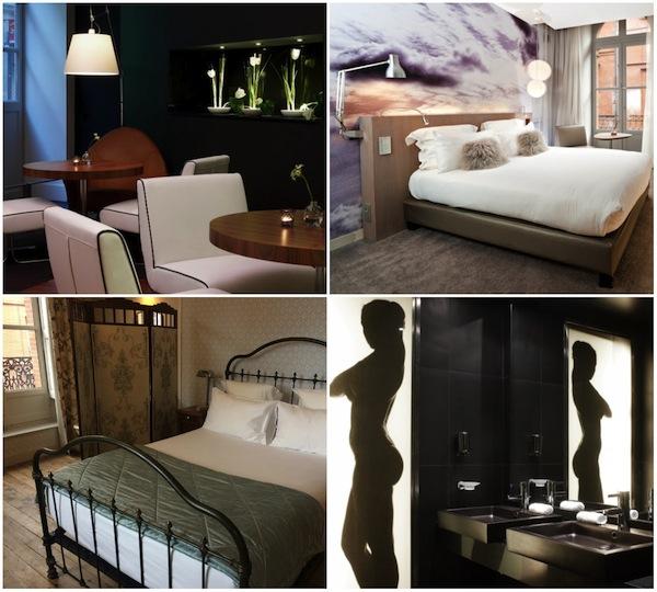 Hotel Le Grand Balcon Toulouse